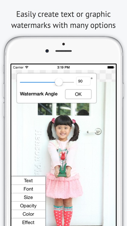 iWatermark - Watermark Photos