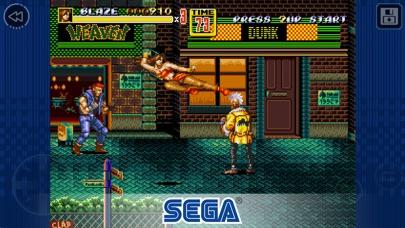 Streets of Rage 2 Classic Screenshots