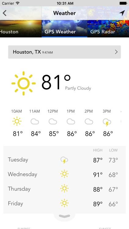 Houston News and Weather screenshot-3