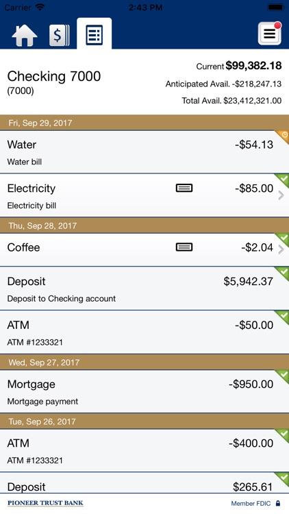 PTB Business Mobile screenshot-4