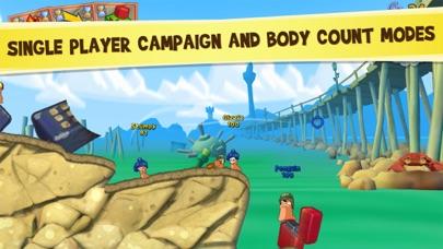 Worms3 screenshot 3
