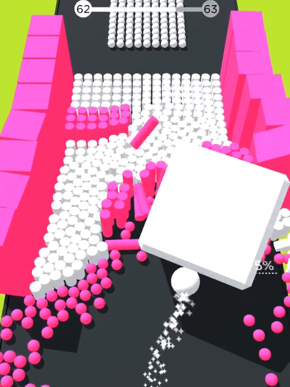 Screenshot #5 for Color Bump 3D