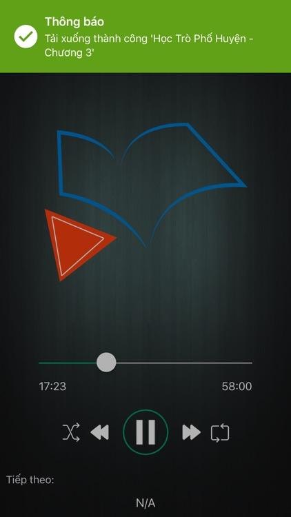 Audiobook   Thư viện sách nói screenshot-7
