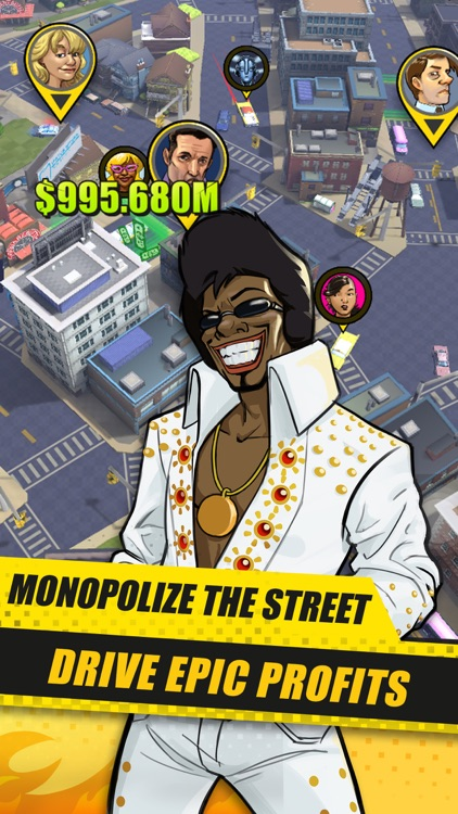 Crazy Taxi Tycoon screenshot-4