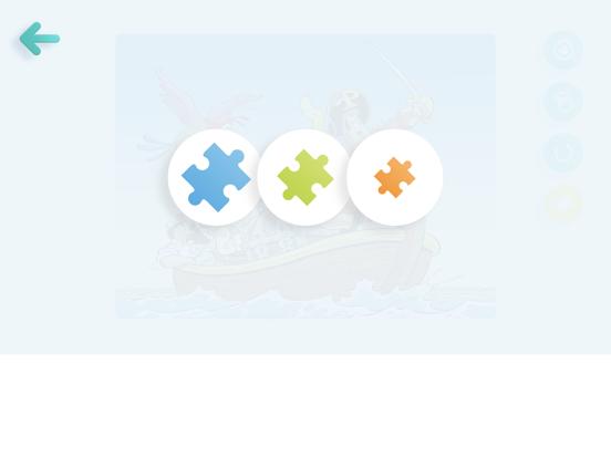 Puzzel Piet Piraat screenshot 4