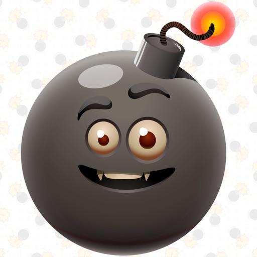 Bomb Emoji Animated Stickers