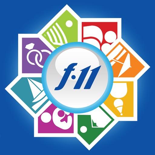 F-11 Photo Print & Share iOS App
