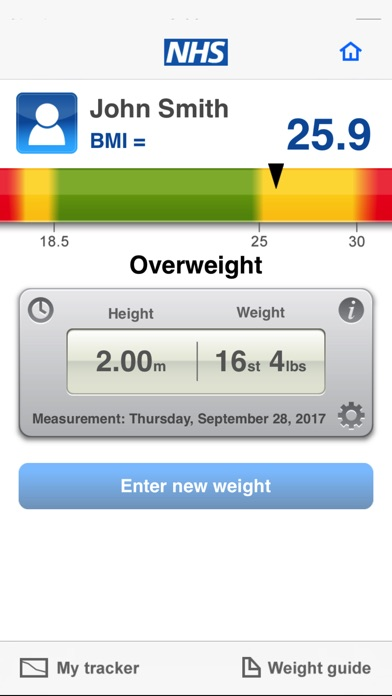 Nhs Bmi Calculator By Antbits Ltd Ios United Kingdom Searchman
