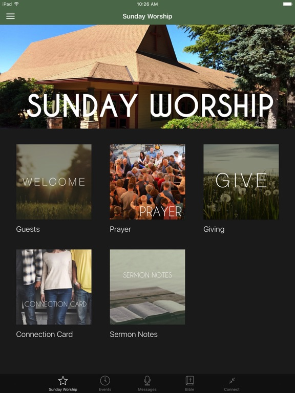 Community Church of Sandy screenshot 4