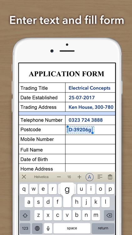 Doc Scan Pro - Fax PDF Scanner screenshot-3