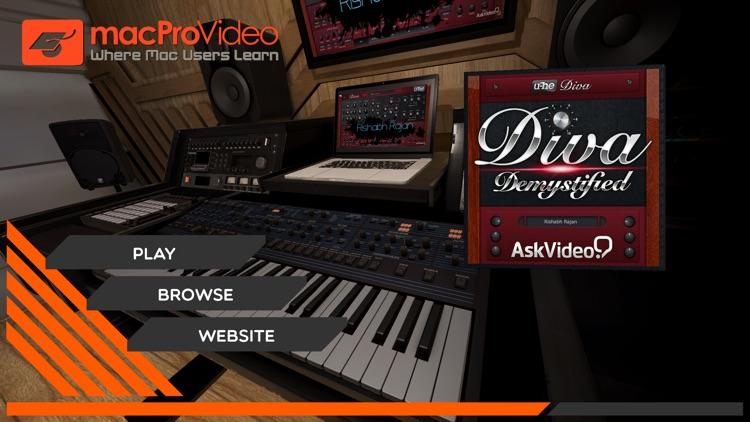 Demystified Course For Diva screenshot-0