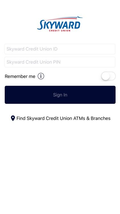 Skyward Credit Union screenshot-1