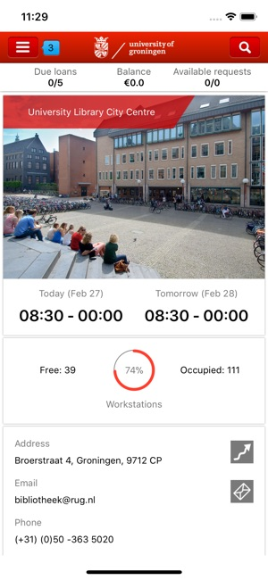 Groningen University on the App Store