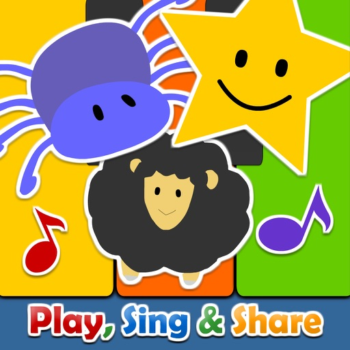 Play, Sing & Share by Cambridge English Online Ltd