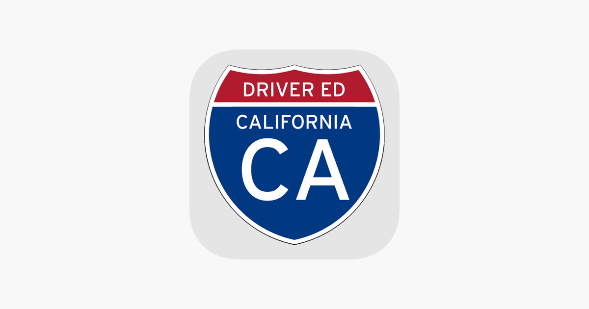 California CA DMV Driving Test on the App Store