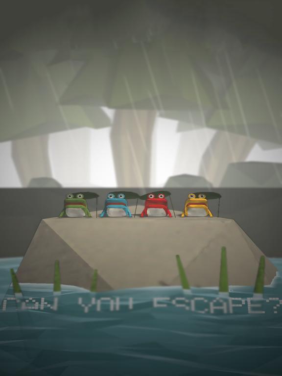 脱出ゲーム -レイニーレイク-のおすすめ画像1