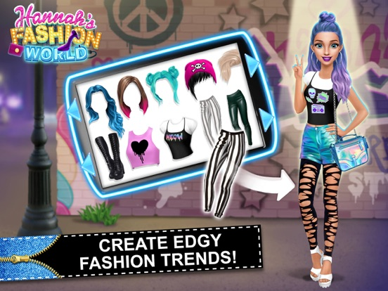 Hannah's Fashion World screenshot 12