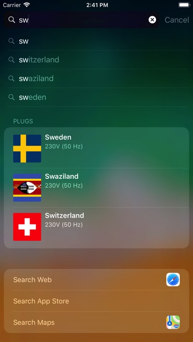 Plugs of the World Screenshot