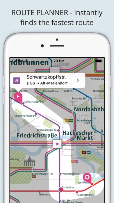 City Rail Map - Travel Offline for Windows