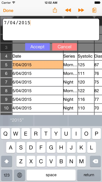CSV easy editor screenshot-0