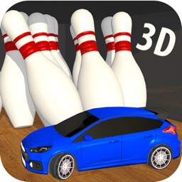 Car Bowling Champion Master 3D