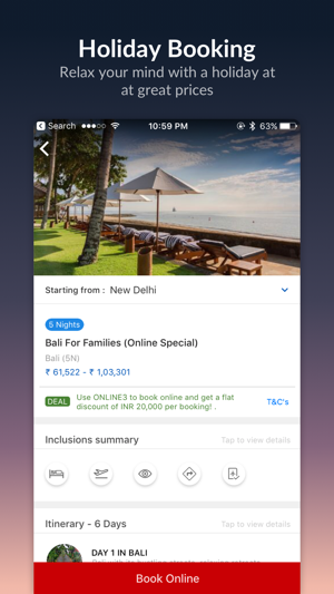 Makemytrip Flights Hotels On The App Store