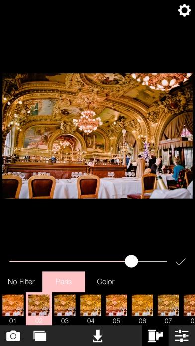 Analog Paris screenshot1