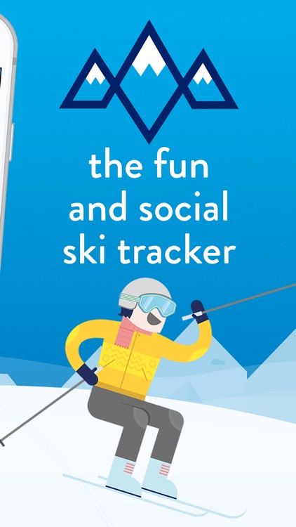 snoww: ski & snowboard tracker screenshot-1