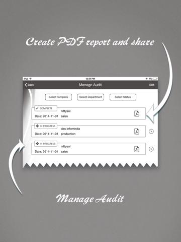 ISO 28000  Audit - náhled