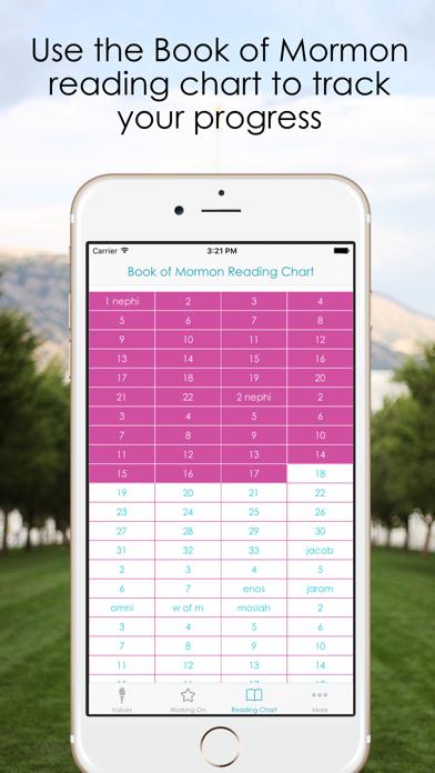 Personal Progress Binder app image