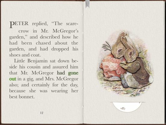 PopOut! The Tale of Benjamin Bunny - Potterのおすすめ画像1