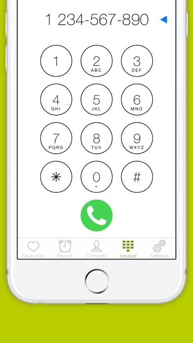 UAE Dialer:Hello Five Card by Renjith George (iOS, United