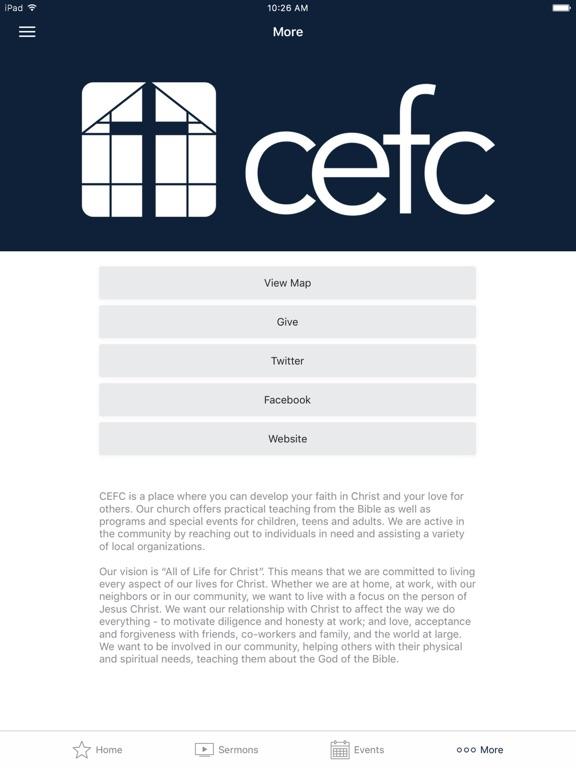 CEFC App-ipad-2