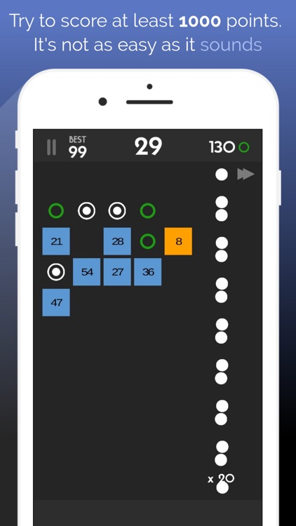 Swipe Brick Breaker. Ping-Pong screenshot-2