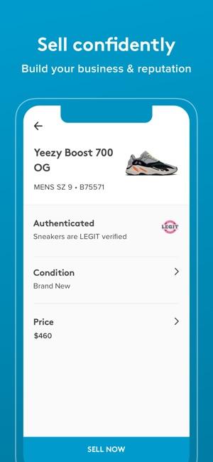 Goat App Authenticity