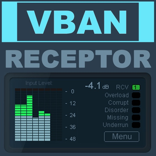 VBAN Receptor by Vincent Burel