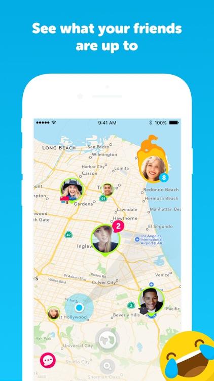 Zenly - your social map screenshot-0