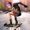 Skateboard Street Racing Club