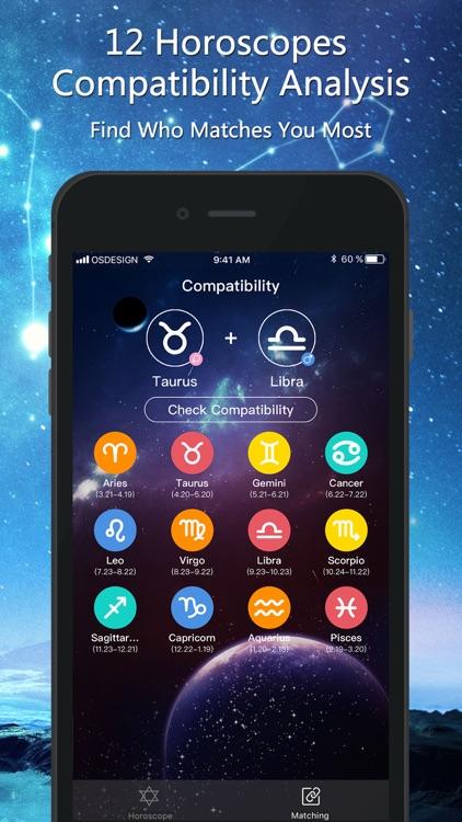 Horoscope + Zodiac Astrology screenshot-3