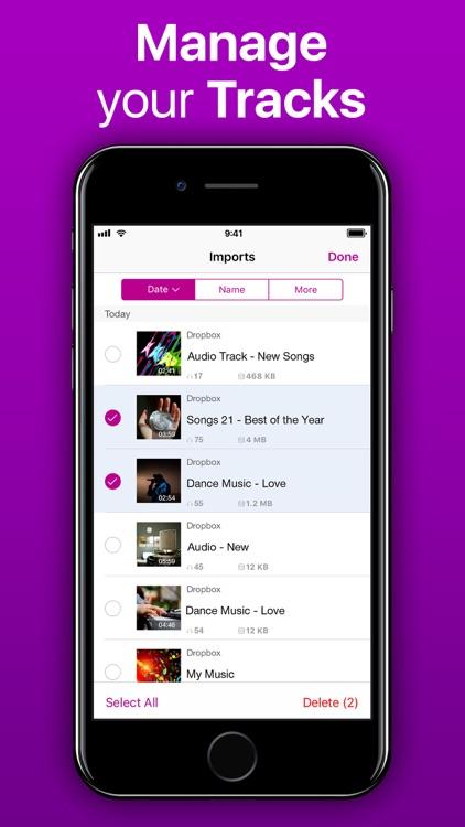 Music Cloud Offline screenshot-3