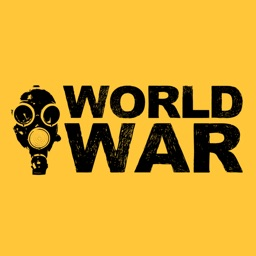 WORLD WAR Stickers
