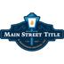 91.Main Street Title