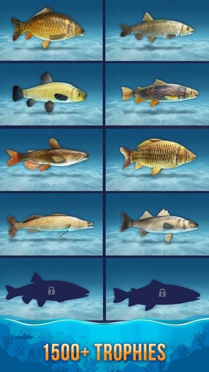 Sport Fishing: Catch a trophy screenshot-4