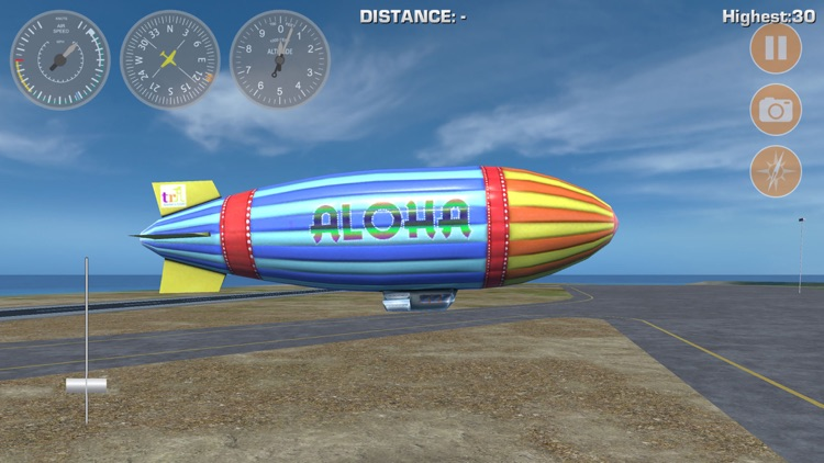 Airplane Fly Hawaii screenshot-4