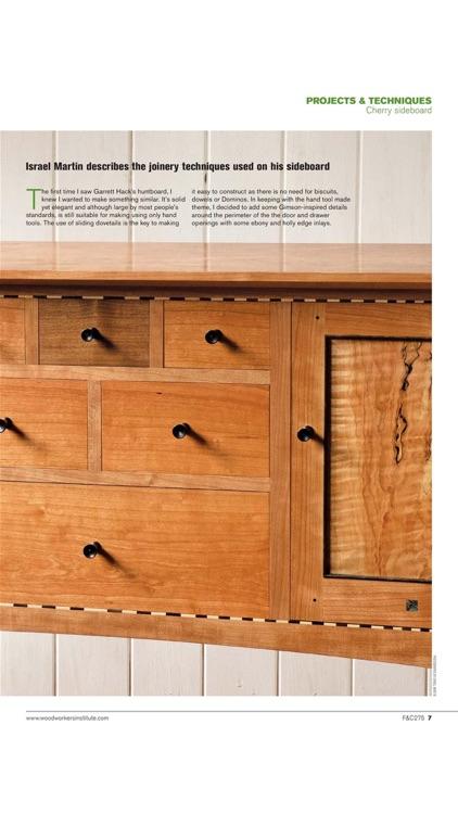 Furniture & Cabinetmaking screenshot-3