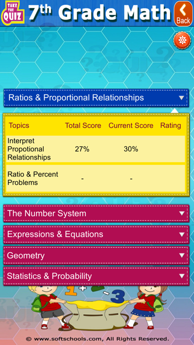 7th Grade Math Test Prep | App Price Drops