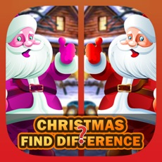 Activities of Christmas Find Difference 2018