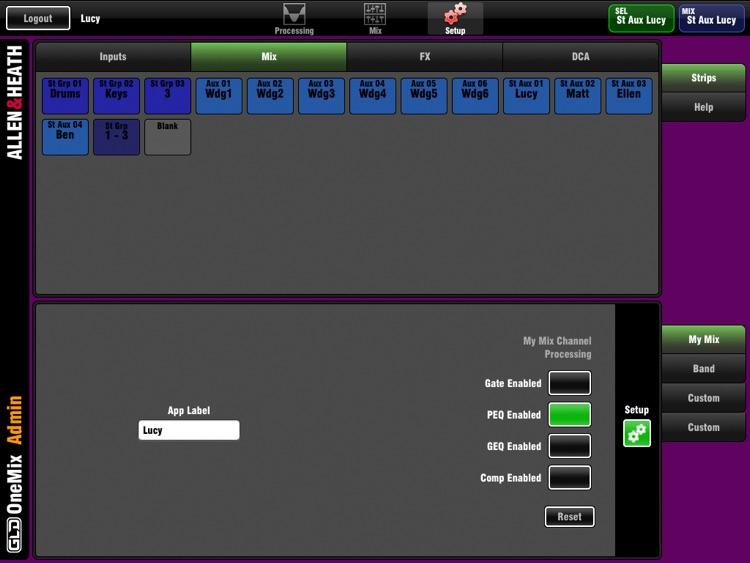GLD OneMix screenshot-3