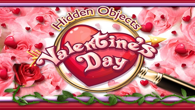 Hidden Object Valentines Day on the App Store