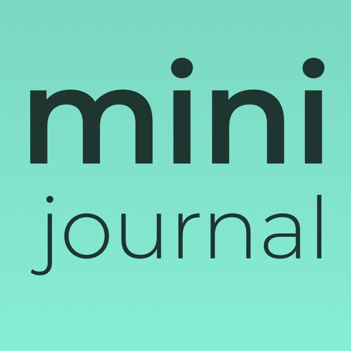 mini Journal App
